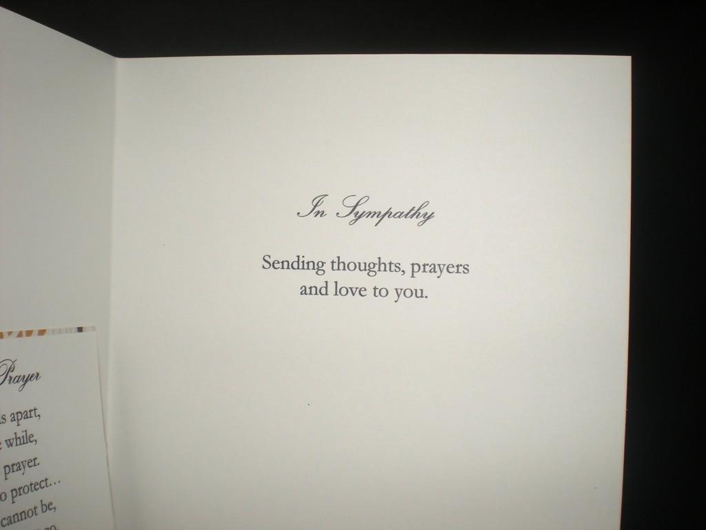Free Printable Thank You Sympathy Cards