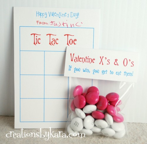 6 Images of Crazy Valentine Printable Tic Tac Toe