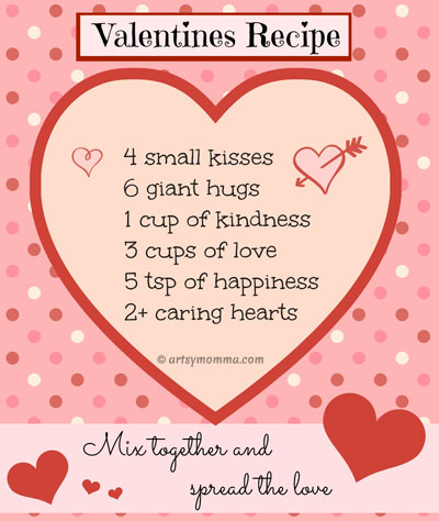 Free Printable Valentine's Day Poems