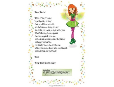 8 best images of free printable fairy letters printable for Fairy letter ideas
