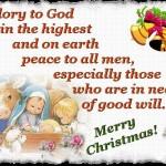 Jesus Christmas Poem