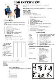 8 Best Images of Job-Skills Worksheets Free Printable - Job Search ...