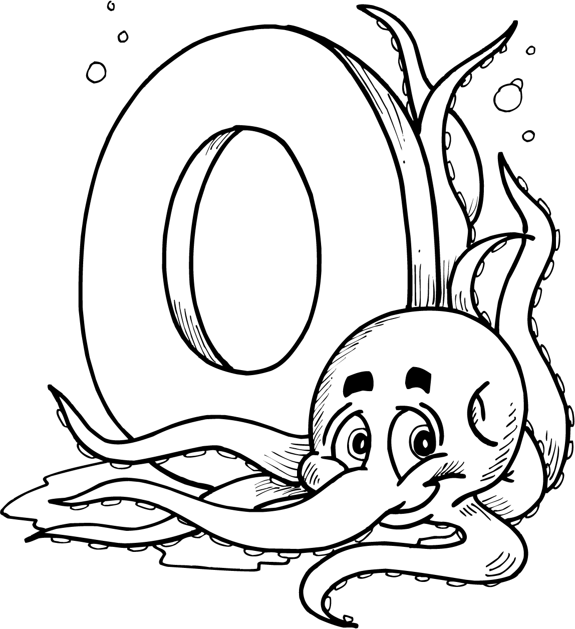 Printable coloring pages for toddlers - Coloring Pages For Toddlers Printables Incridible Letter O Coloring Pages Kindergarten With A