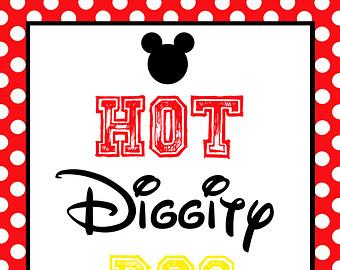 Hot Dog Hot Diggity Dog Lyrics