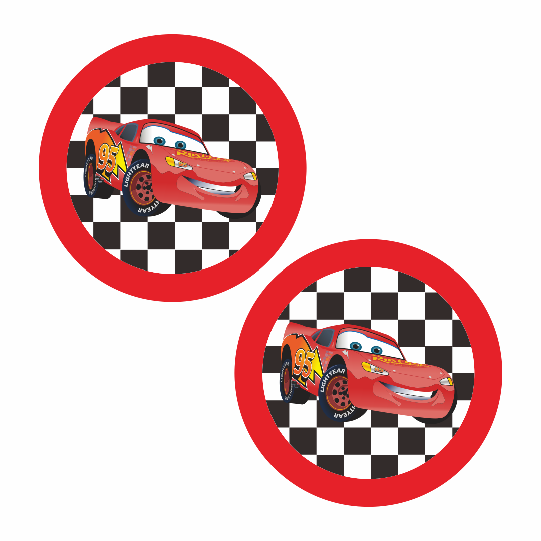 Printable Disney Cars Lightning McQueen
