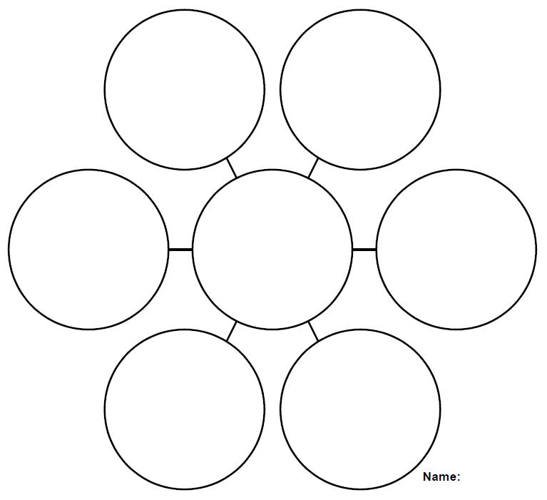5 best images of bubble graphic organizer printable bubble web graphic organizer printable. Black Bedroom Furniture Sets. Home Design Ideas