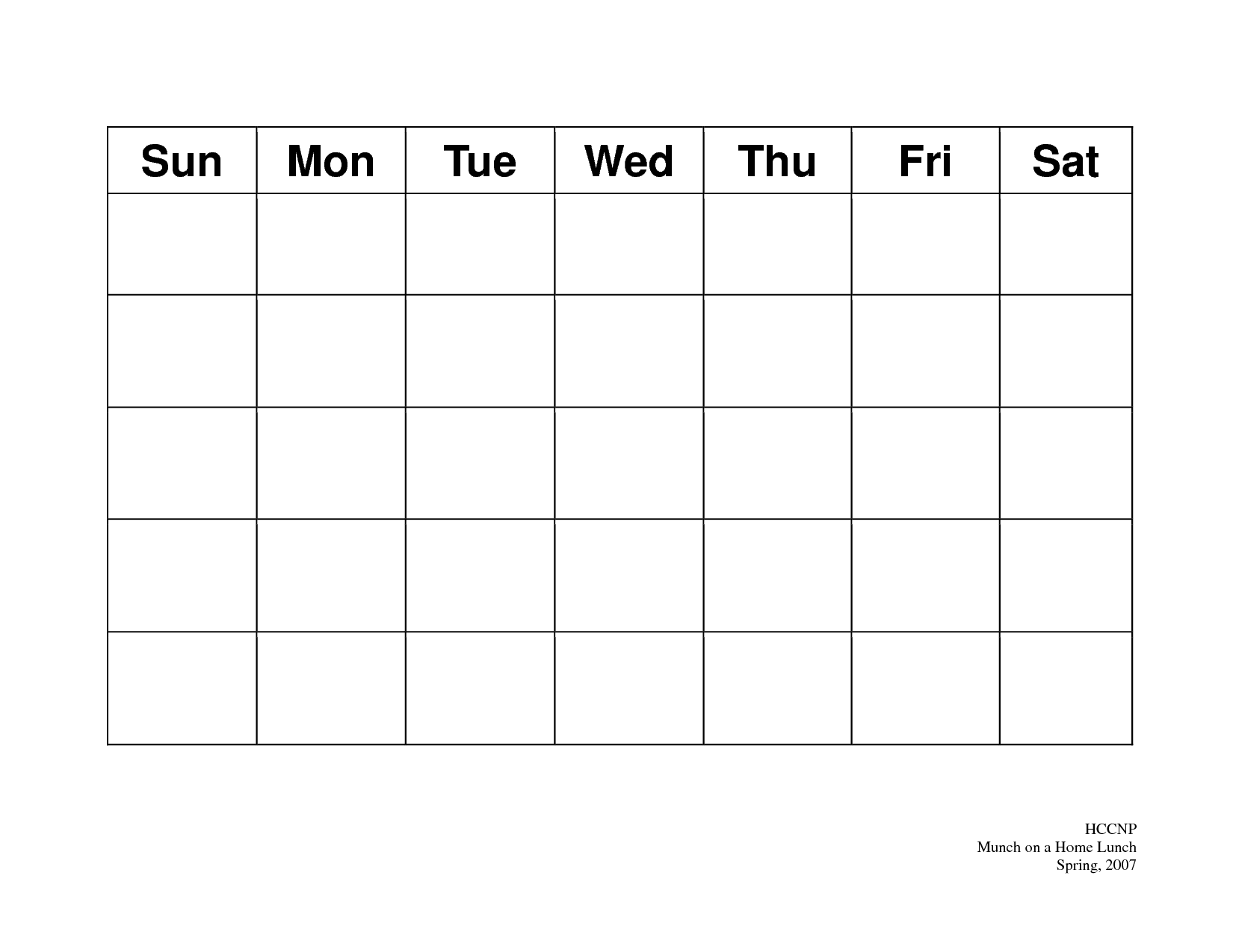 "Blank Kitchen Calendar : Search results for ""menu plan weekly blank calendar"