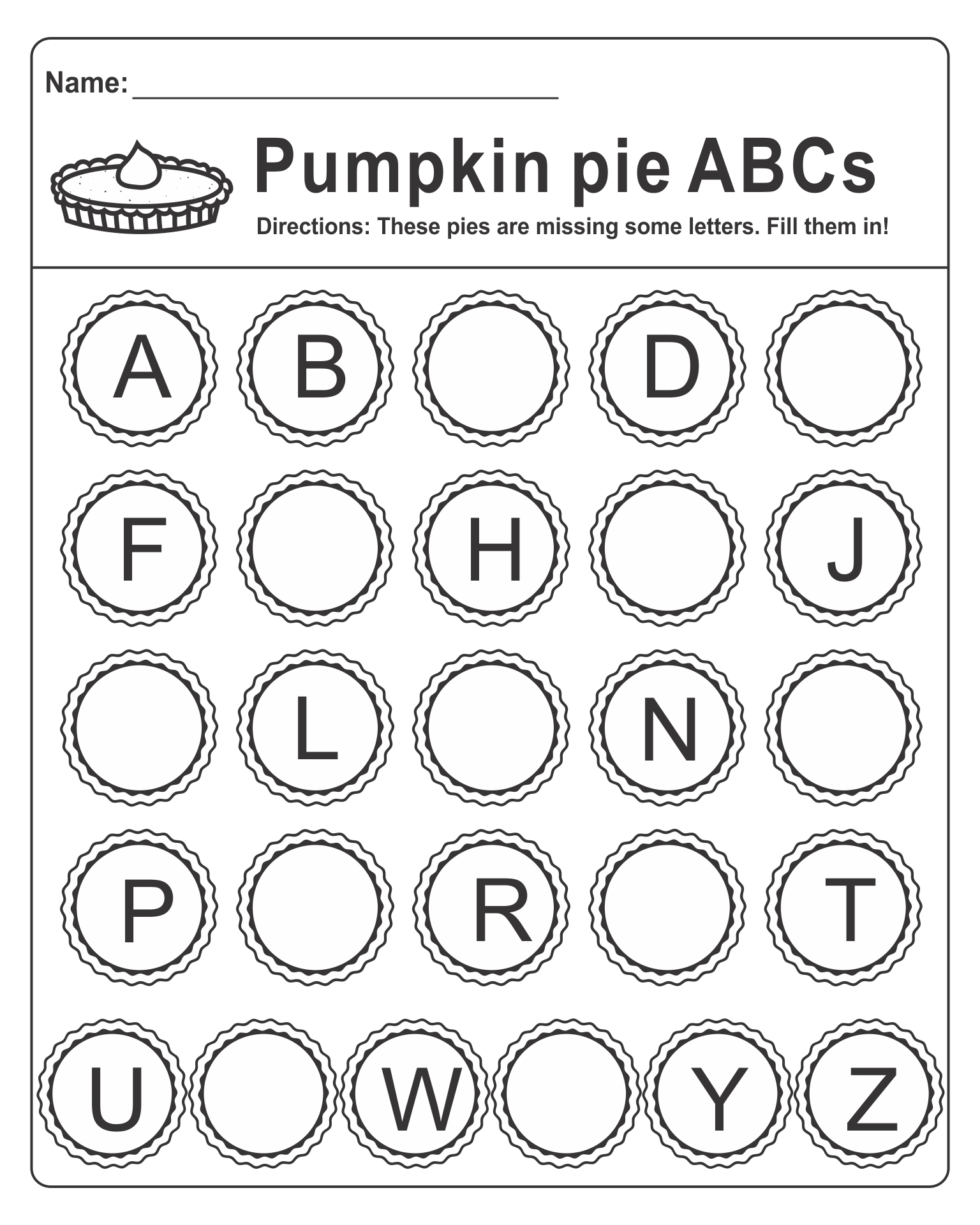 alphabet match up printable printable editable blank calendar 2017