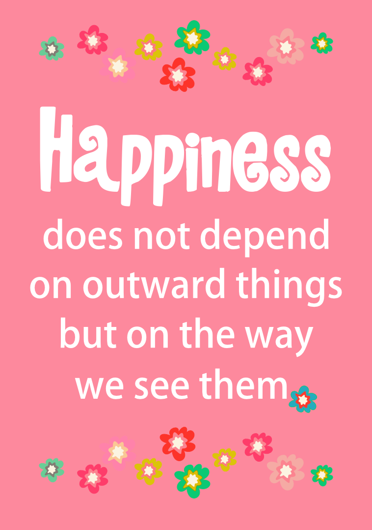 Free Printable Inspirational Quote Card