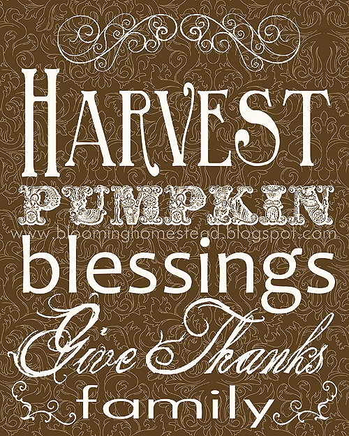 7 Images of Thanksgiving Dinner Free Printables