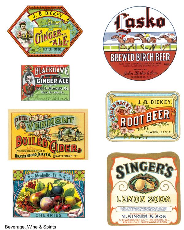 Best Images of Vintage Food Labels Printable - Printable Vintage ...