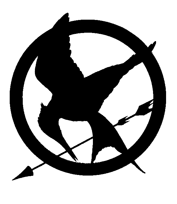 8 Images of Printable Hunger Games Mockingjay