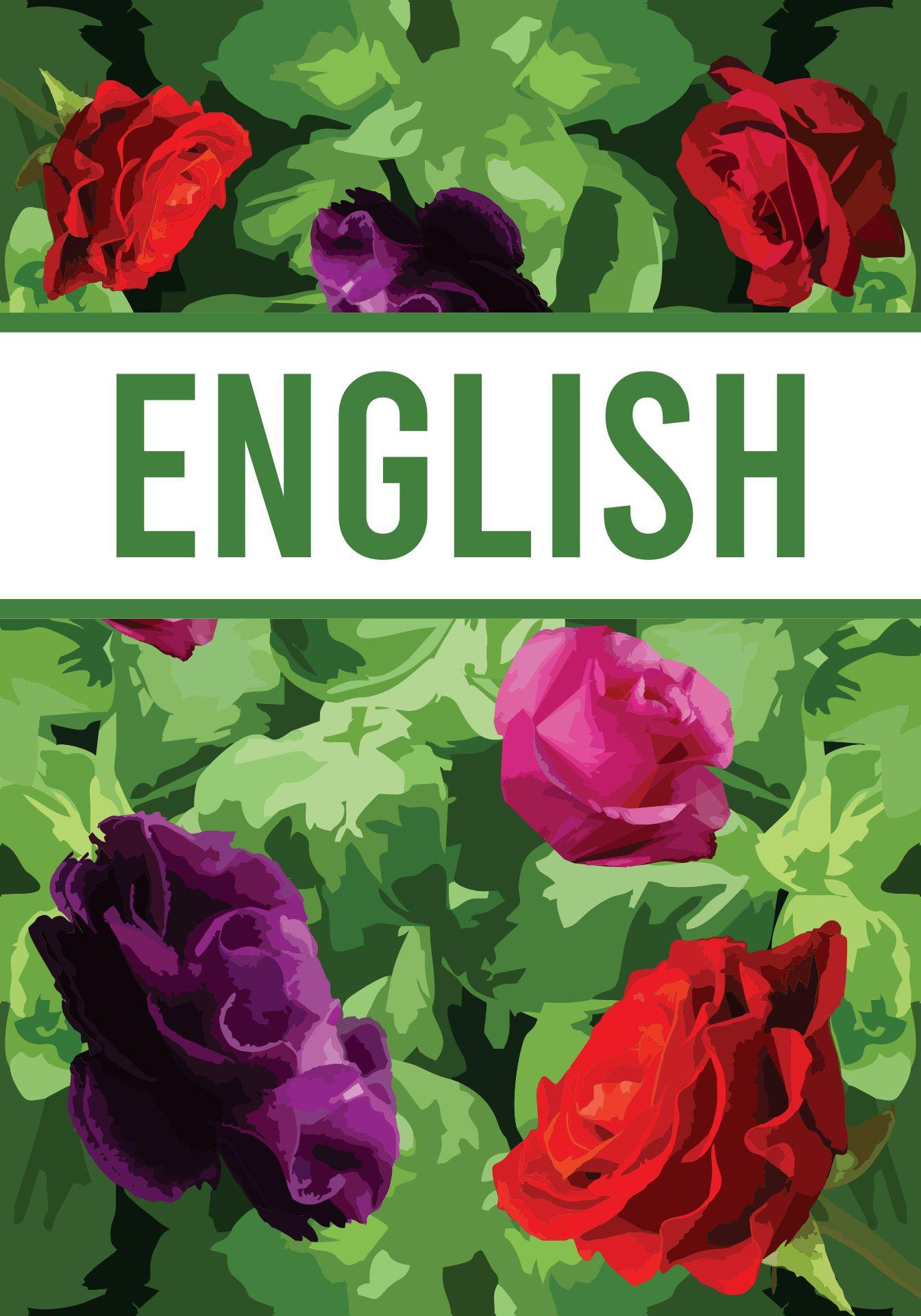 7 Images of Language Arts Binder Cover Printable