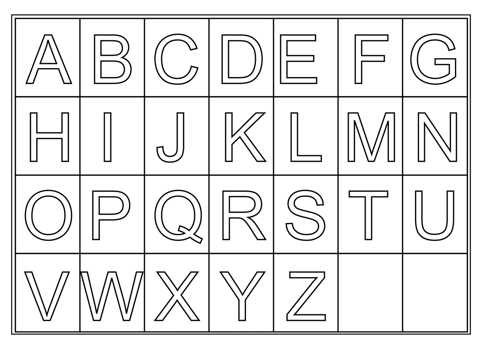 Worksheet Printable Alphabets Worksheets free printable worksheets alphabet letters intrepidpath preschool letter printables spelling