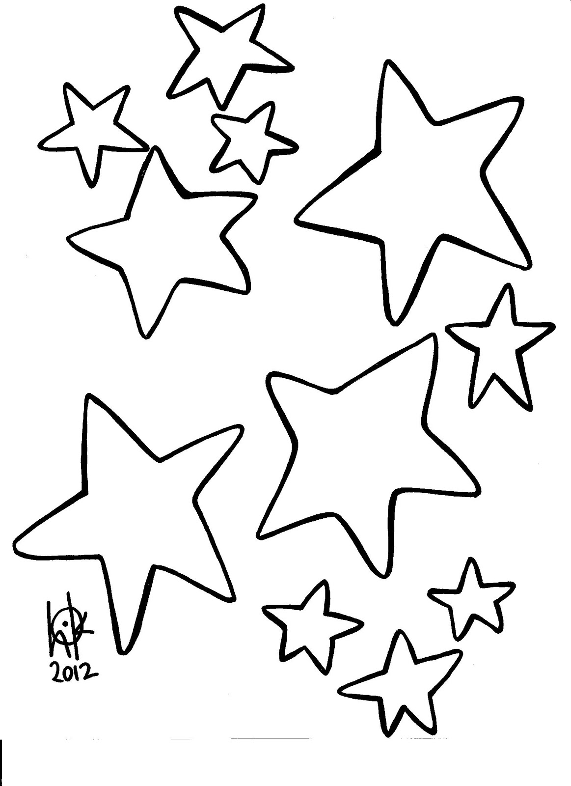 heart and star coloring pages | Coloring Printable Images Gallery Category Page 28 ...