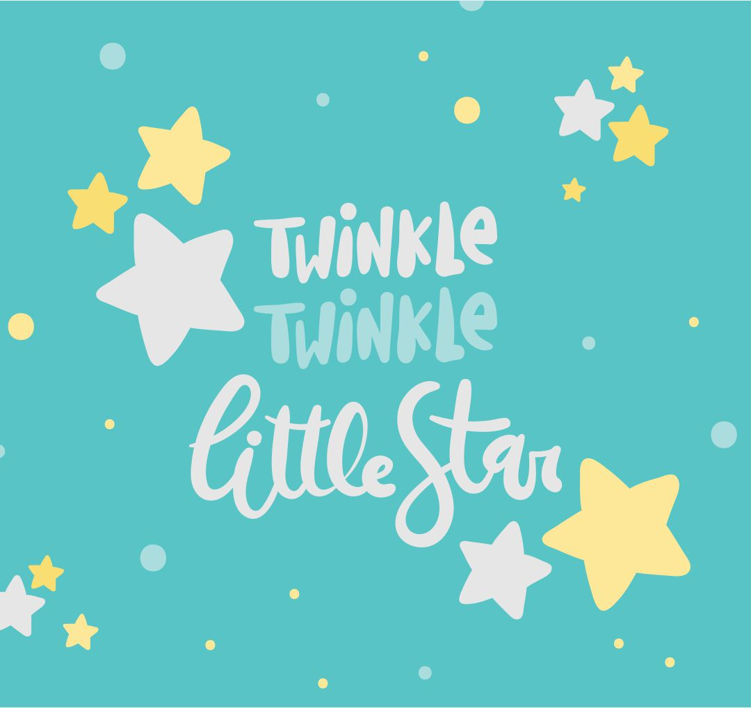 Twinkle Little Star Art