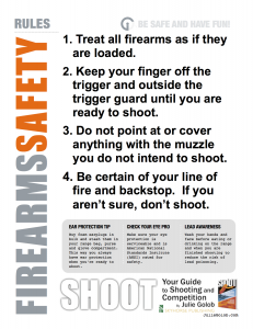 5 Images of Free Printable Gun Safety Rules