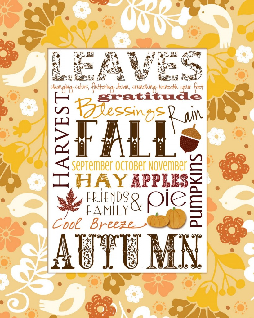 6 Images of Free Printable Fall Harvest Art