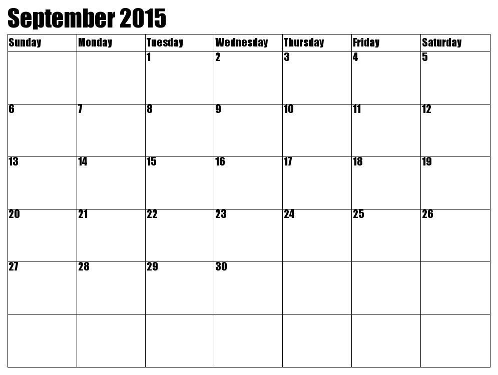 free printable 2015 monthly calendars 8 x 11 calendar template 2016