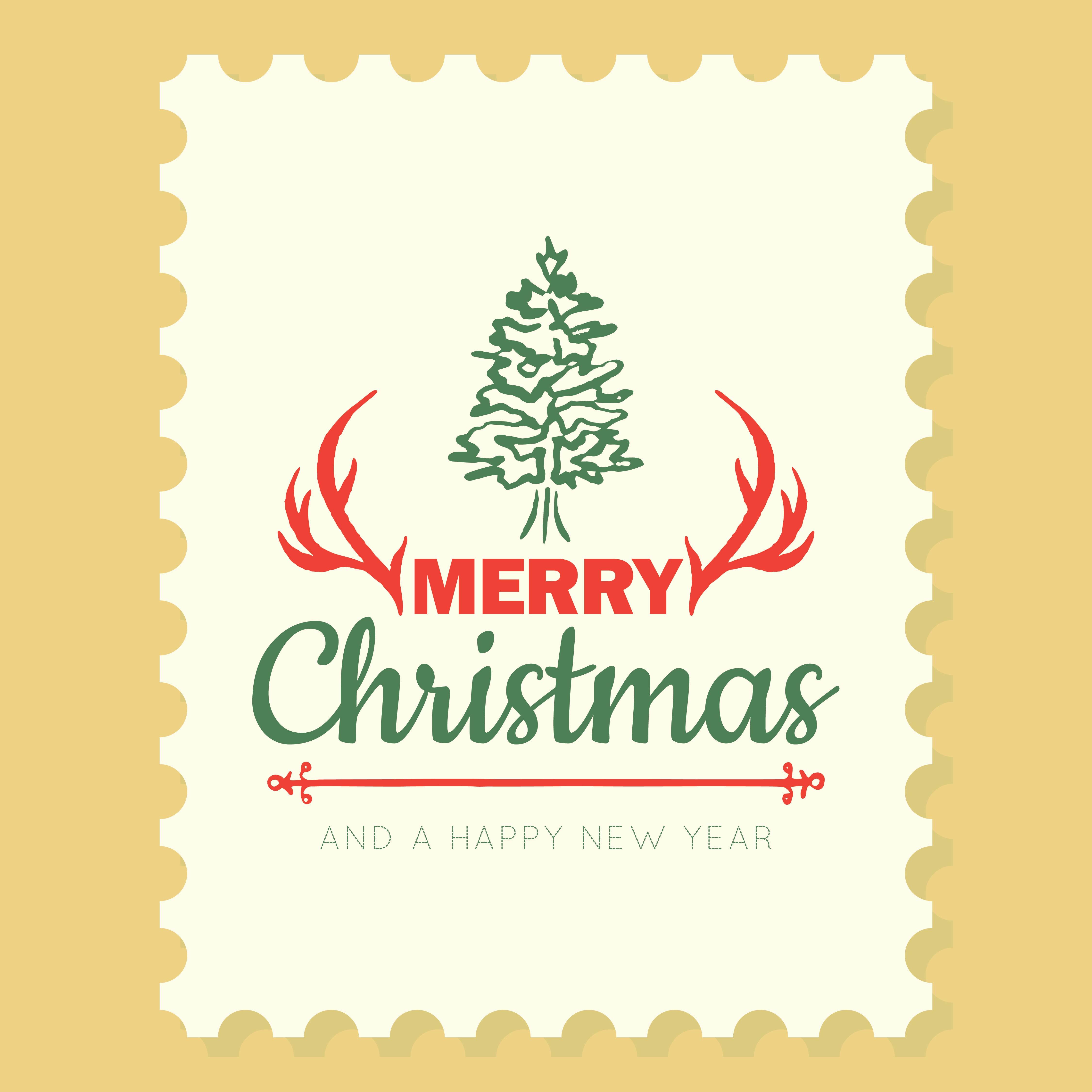 Printable and Editable Christmas Tags