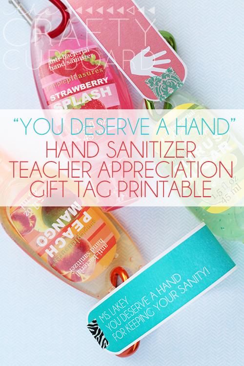 9 Images of Teacher Hand Sanitizer Printable