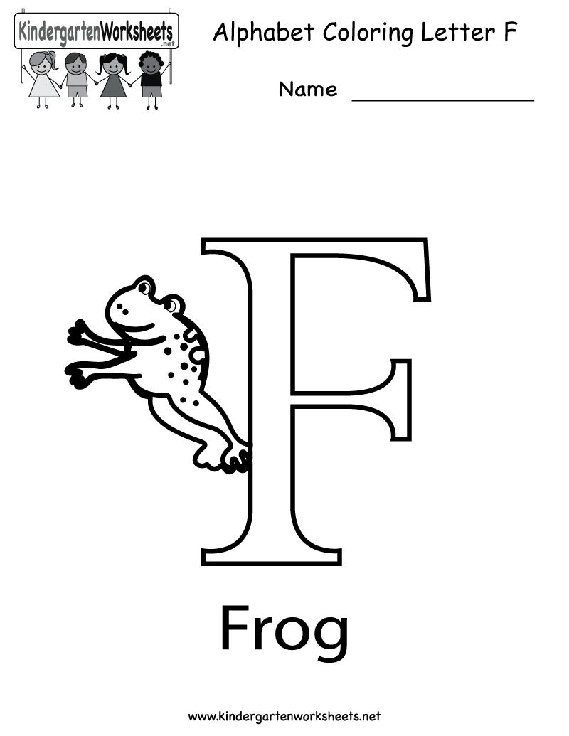 F Worksheets : Best images of worksheets letter f printable free