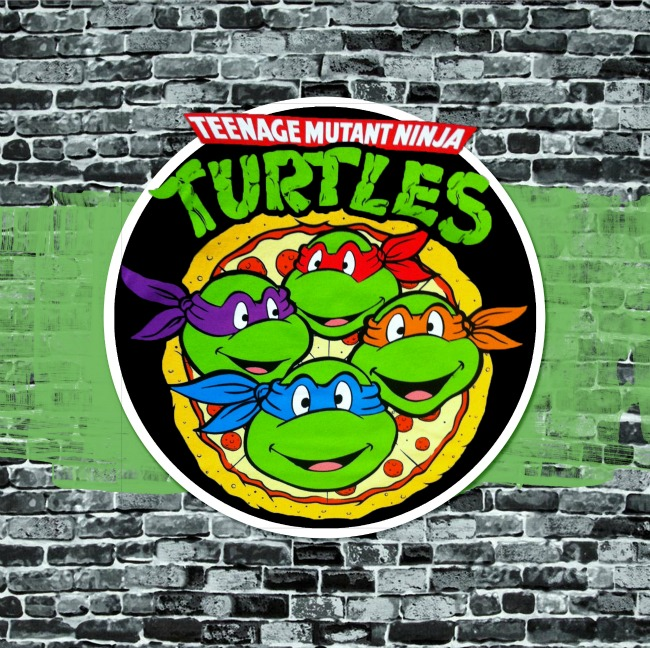 8 Images of Ninja Turtle Party Printables Free