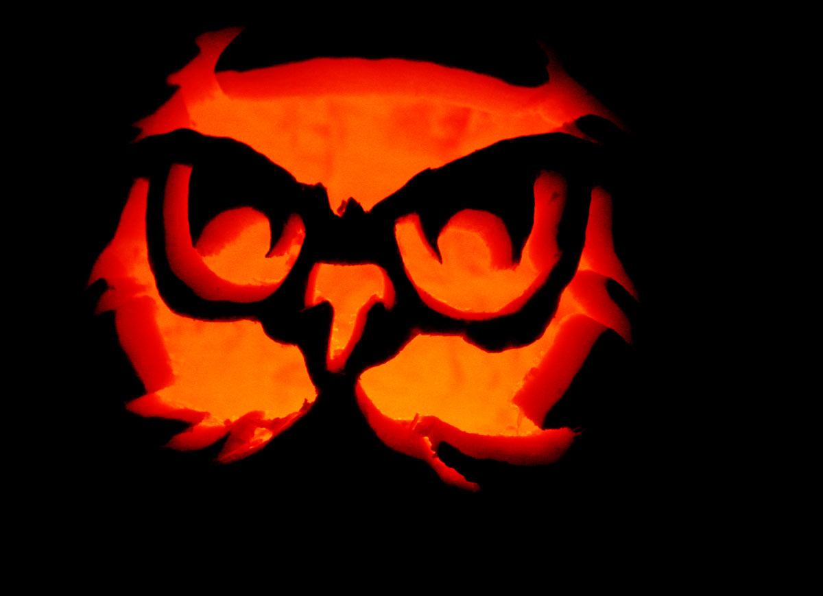 6 Images of Mr. Incredible Pumpkin Stencil Printable