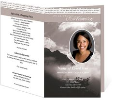 8 Images of Caring Pamphlet Template Printable