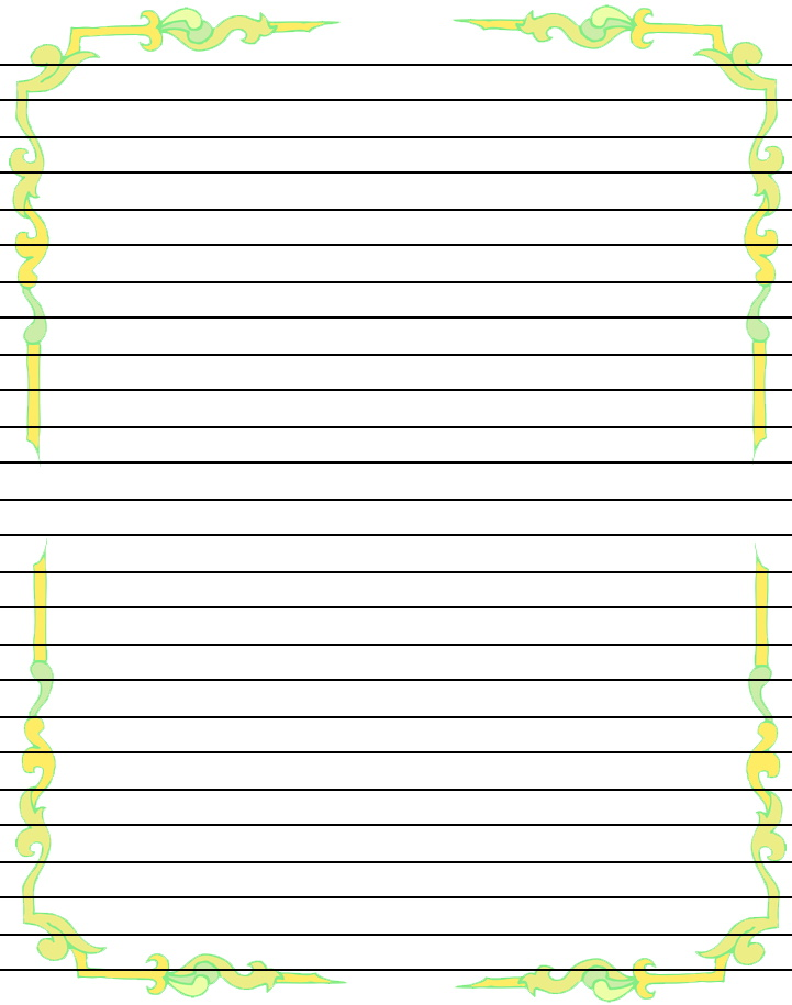 printable writing paper with border The leader in quality designed business stationery, brochures, certificates, and invitations desktop printable and custom printed our wide variety of papers allows.