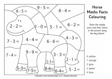 Free Maths Worksheets Year 2 - Scalien