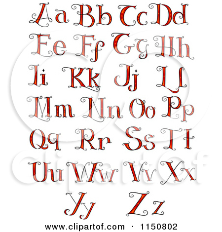 letters desing