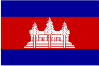 5 Images of Cambodia Flag Printable