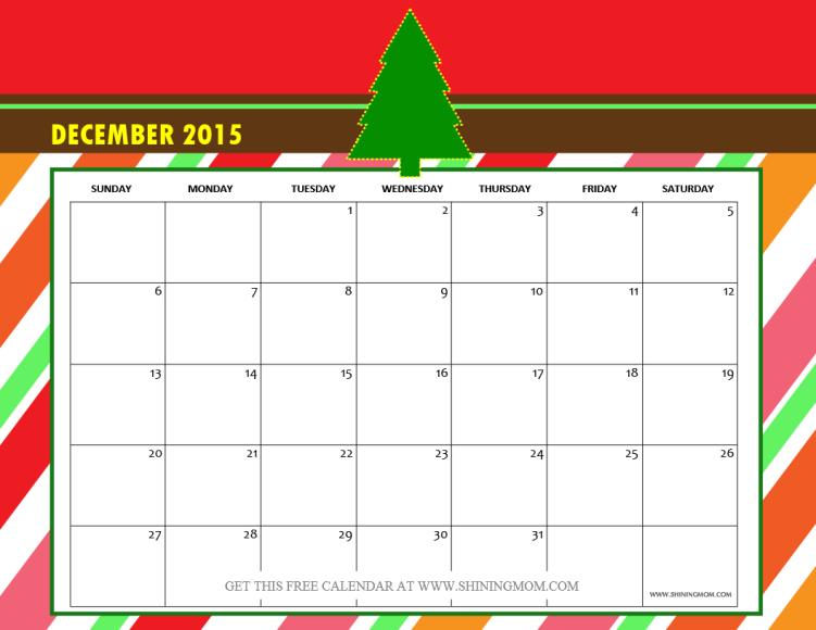... Calendar Printable and Calendar 2015 Printable December January 2016
