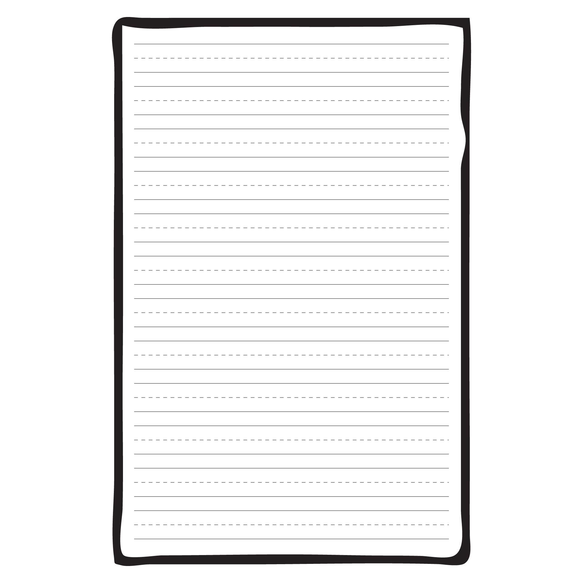 First Grade Writing Paper