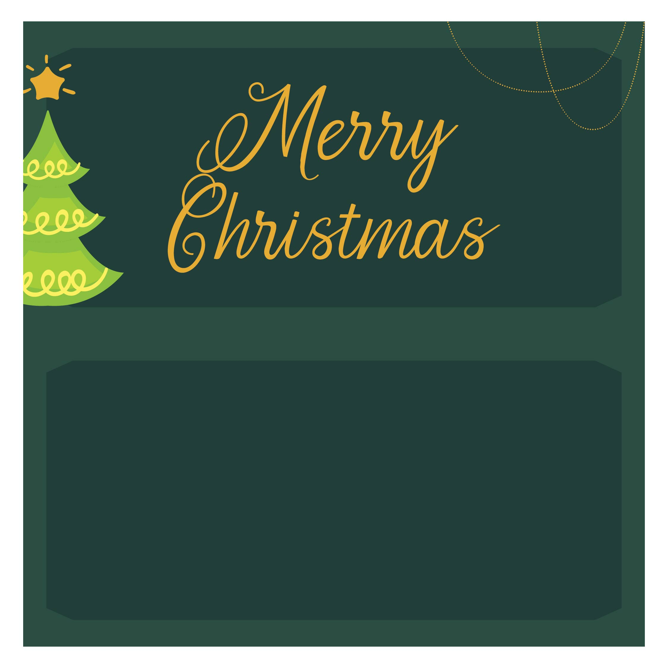 9 best images of printable christmas name cards free for Free place card template