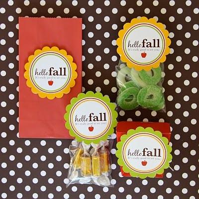 Free Printable Fall Tag