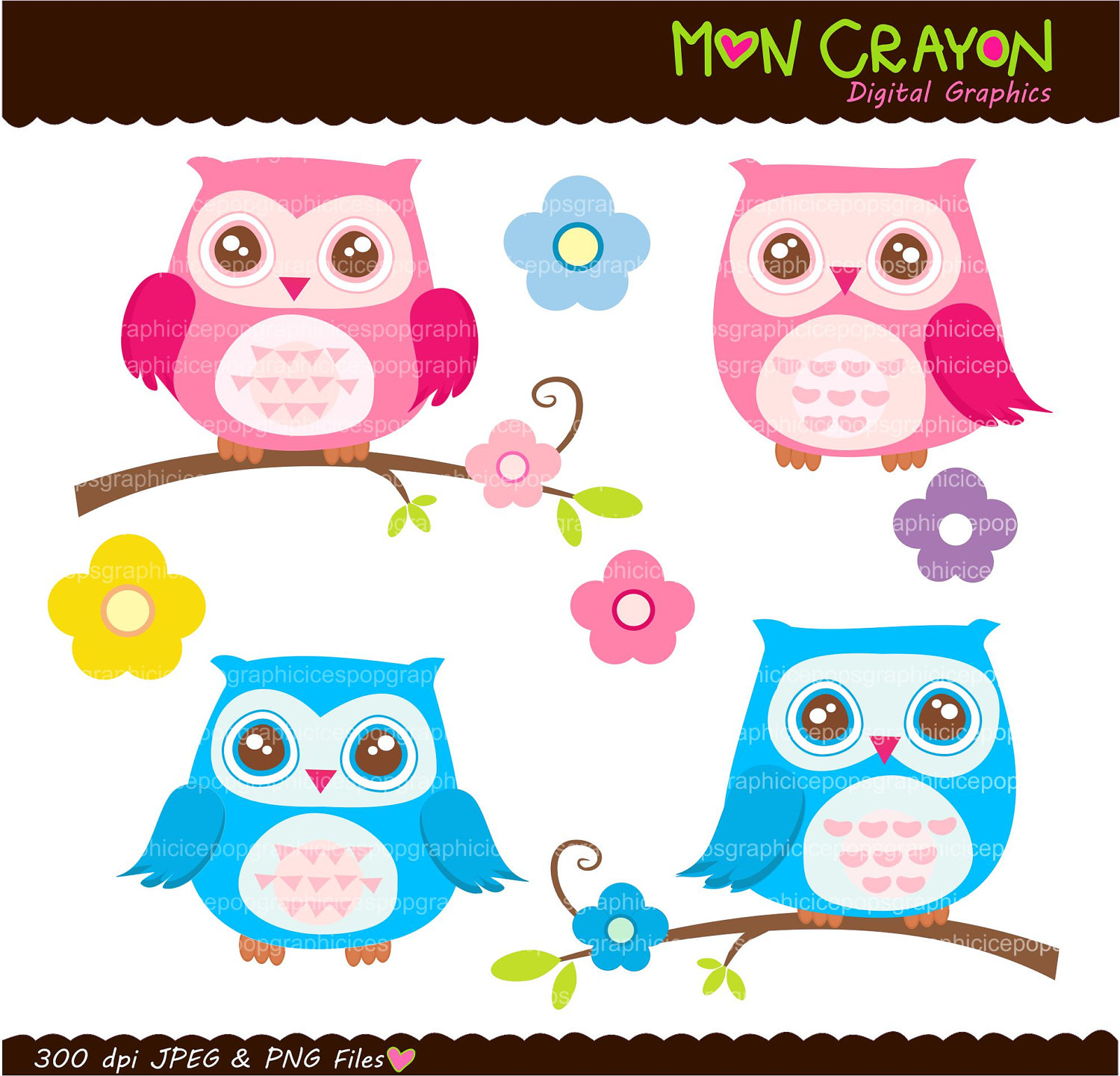7 Images of Printable Owl Clip Art