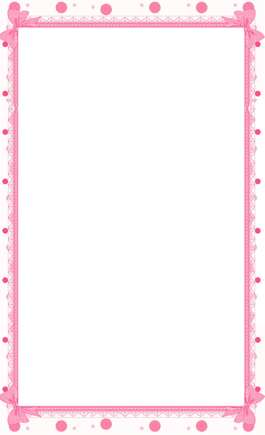 7 Images of Free Printable Pink Borders