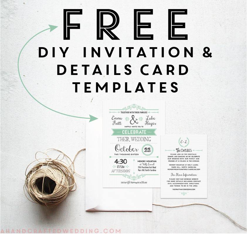 Wedding Invitation Template – Sample, Example Format Download