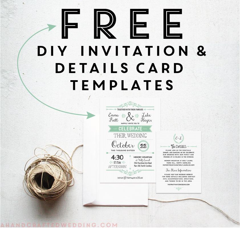 free e invites templates