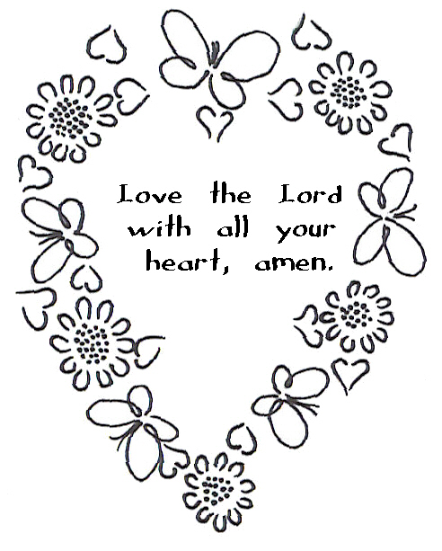 6 Images of Free Printable Religious Clip Art
