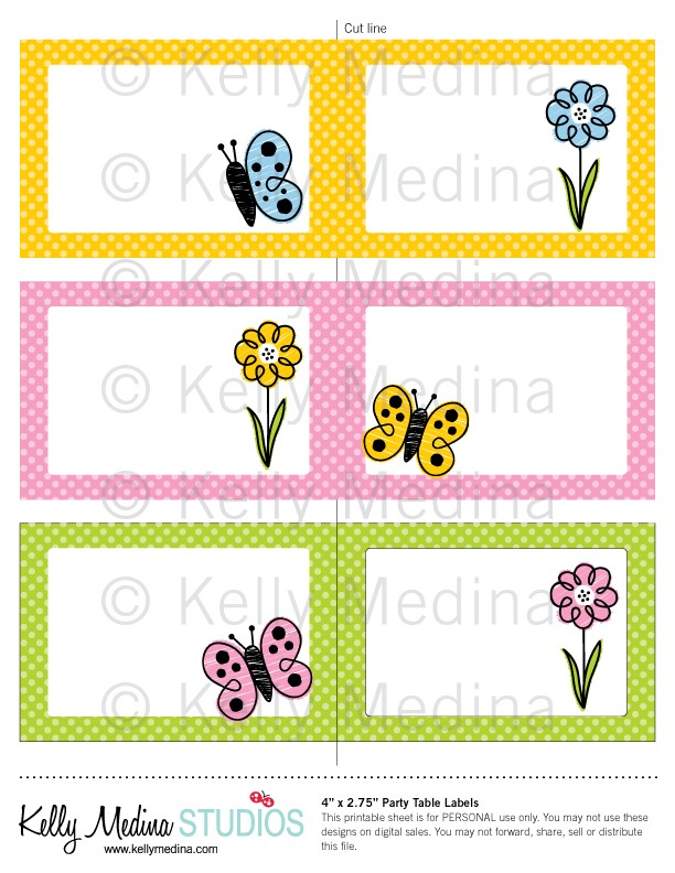 easter name tags template - 8 best images of printable toddlers tags spring name
